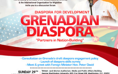 Grenadian Diaspora for Development – Washington, DC, USA