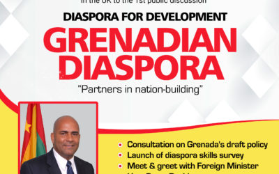 Grenadian Diaspora for Development – London, UK