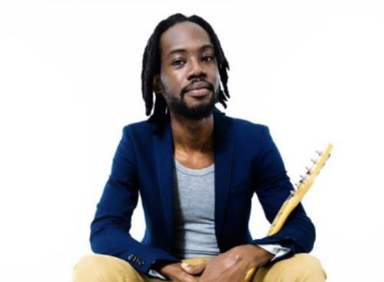 Grenadian jazz guitarist and songwriter has made it onto music charts