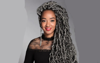 Amanda Parris, who has Grenadian roots, wins Canadian Literary Award