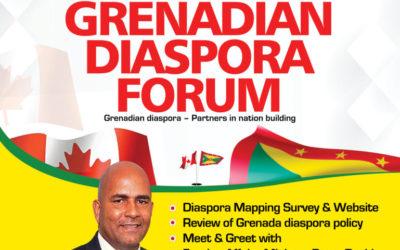Grenadian Diaspora Forum – Toronto, Canada
