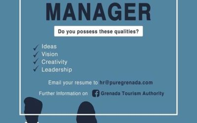 Job Opportunity – Grenada Tourism Authority