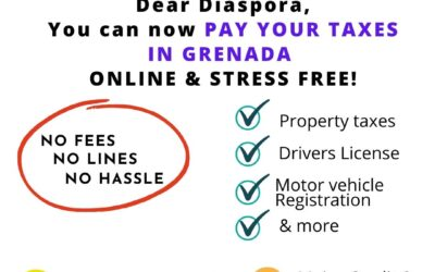 Pay your taxes in Grenada for free online