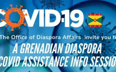 INFO SESSION ON COVID-19 RELIEF FOR GRENADA DIASPORA